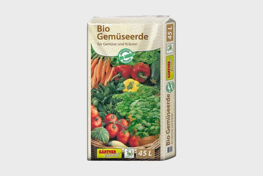 Bio Gemüseerde
